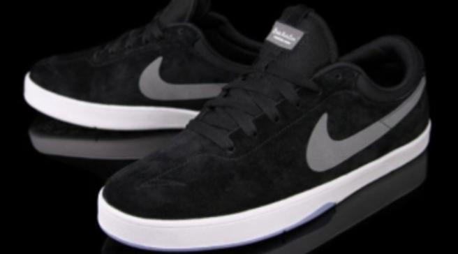 Nike SB Eric Koston - Black Dark Grey a206356d6152