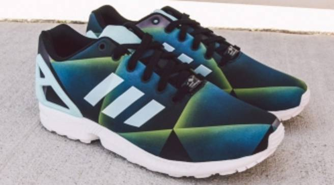 285606faaed50 The adidas ZX Flux Gets in Shape
