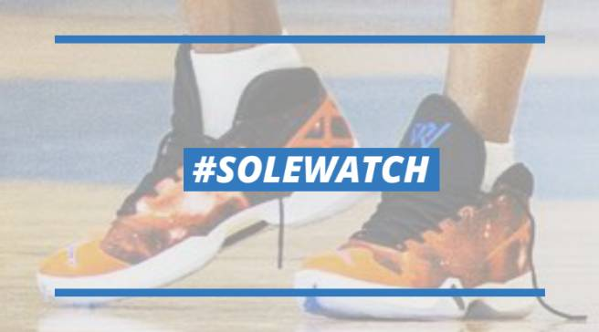 reputable site 945f8 98dc5  SoleWatch  Russell Westbrook Practices in a
