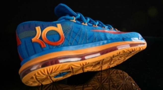 finest selection 9663c d8e30 Nike KD 6 Elite  Team Collection  Releasing at Eastbay