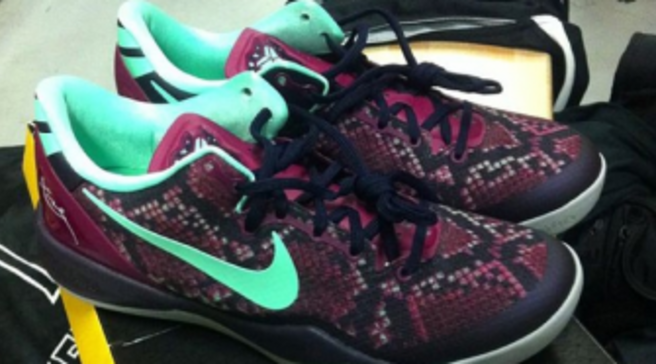 dde6614769a1 Nike Kobe 8 System - Pit Viper - New Image
