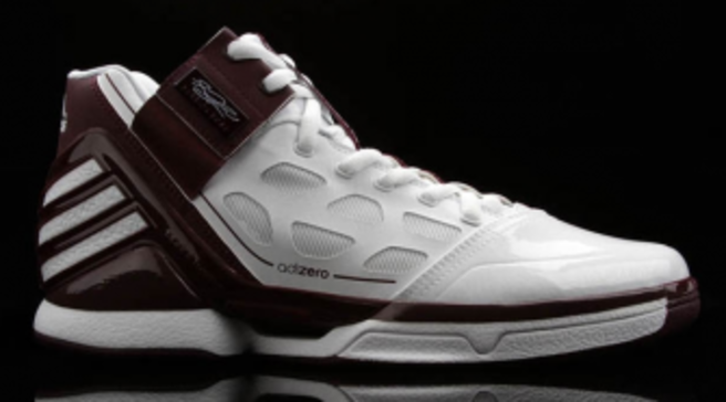 check out dc54b c17b3 adidas adiZero Rose 2 - Texas AM Aggies Edition