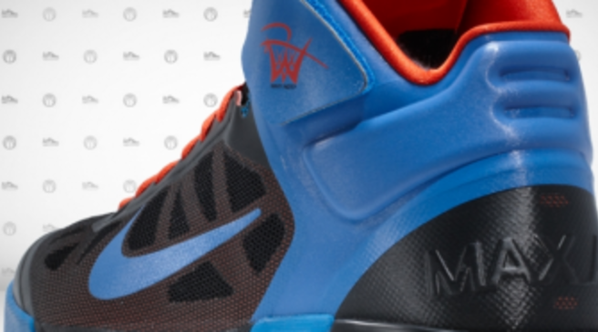 HoH: Nike Air Max Fly By Brandon Roy Player Edition Enda  Sole