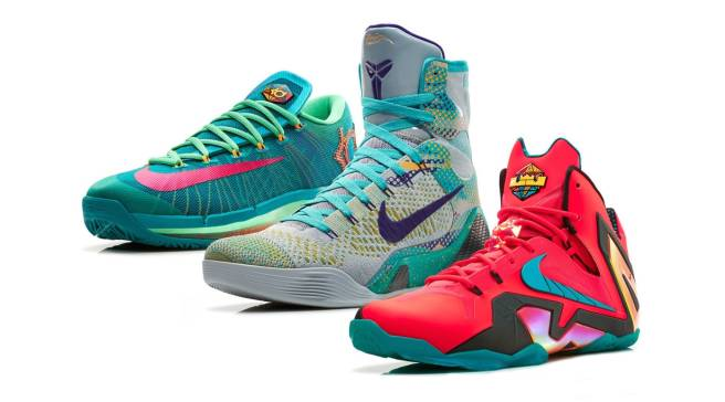 finest selection fc7fb 3c176 Nike Basketball Unveils the Elite Series Hero Collection