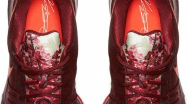 Nike KD 8  Perseverance  Team Red-Bright Crimson-White-Sail ... 010746a12d