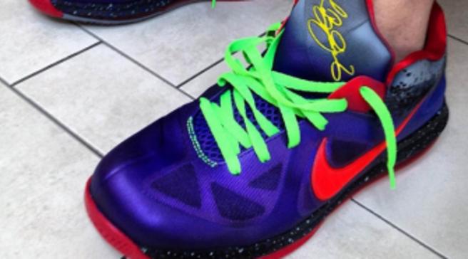 c732f78a1570 Nike LeBron 9 Low