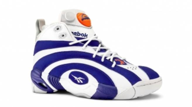 3ab86e44d6dd Pump Up The Reebok Shaqnosis For the First Time