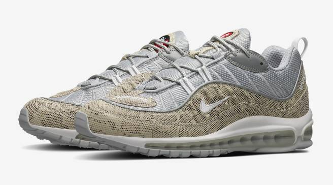 95ece77bc9 Nike Air Max 98 x Supreme