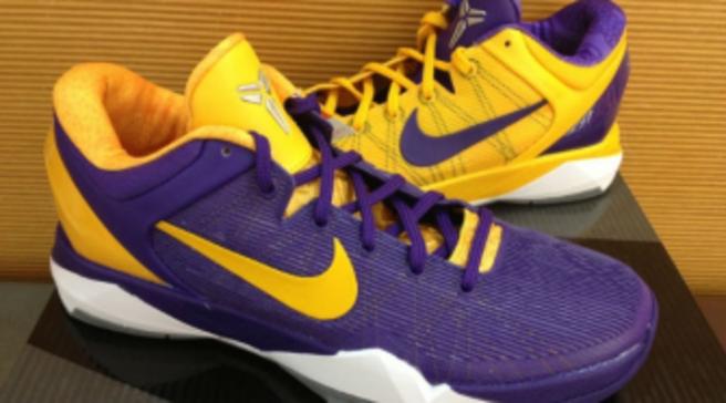 Release Date    Nike Kobe VII - Lakers e66d2da15