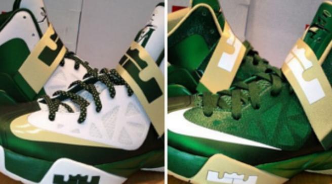 patrón Útil Cancelar  Nike LeBron Soldier 6 | Sole Collector