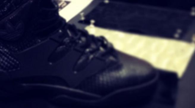 60a30dc0bf9 Teyana Taylor Teases Black Friday adidas Originals GLC Colorway