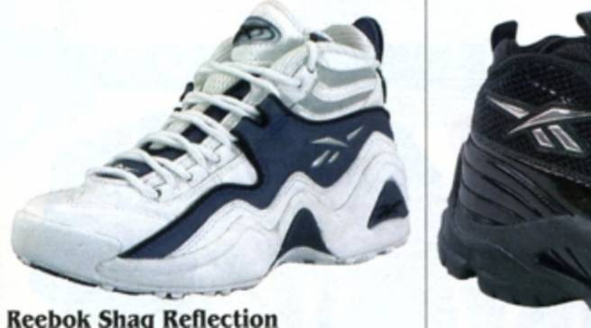 069d5b8765a Eastbay Memory Lane    Reebok Basketball 1998   The Shaq Reflection