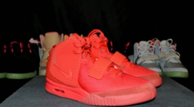 34f958195196e Nike Air Yeezy II - Red October    Detailed Look