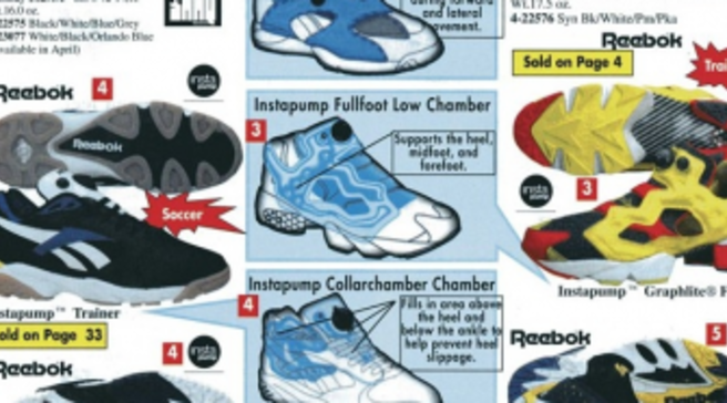 f66e01f45eb Eastbay Memory Lane  The Reebok Instapump