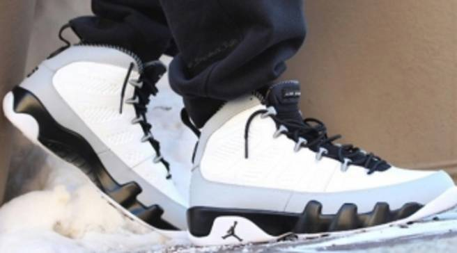 hot sale online 57d4c 8a880 New Images of The  Birmingham Barons  Air Jordan 9 Retro. By Sole Collector