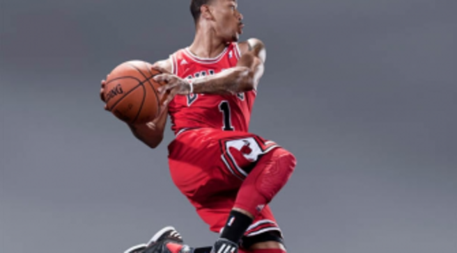 c83bd017c6d Report  Derrick Rose Signs 13-Year Contract Extension with adidas