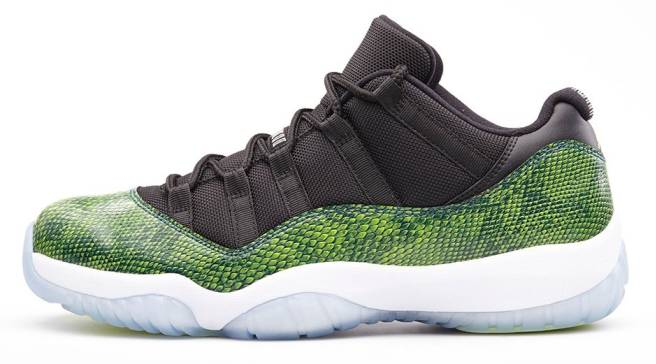 promo code dc39a 42d68 The Air Jordan 11 Retro Low  Nightshade  Arrives This Week