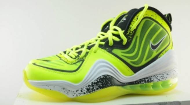super popular ef896 dc148 Nike Air Penny V - Volt - New Images