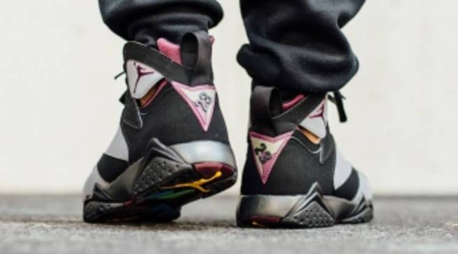 4bd207f79051 See How  Bordeaux  Air Jordan 7s Look On-Feet Before Tomorrow s Release