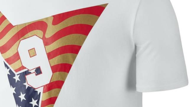 80b3cd7736e Air Jordan Dream Team Tinker Alternate T-Shirts