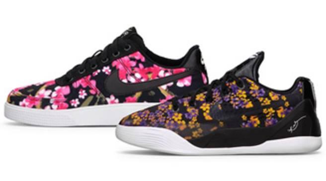 best website be504 d1323 Nike Kobe 9 EM   Air Force 1 AC GS -  Floral  Pack