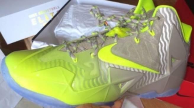aaeeb7e9bee4 Nike LeBron 11  Maison Du LeBron
