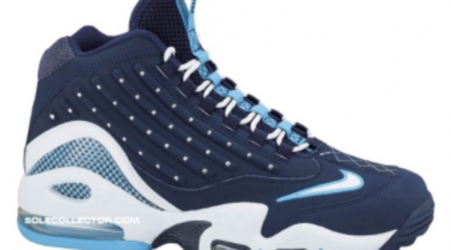 45ec471f68 Nike Air Griffey Max II - Midnight Navy/White-Chlorine Blue