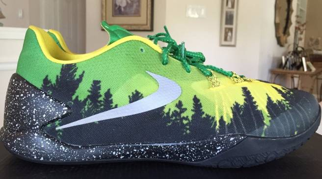 get cheap 1af76 8fc76 The Oregon Ducks Got Their Own Hyperchase PEs