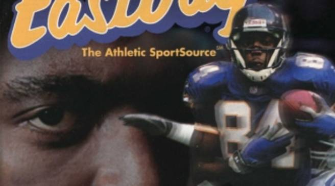 1a72d9b5b Eastbay Memory Lane    Football 2000 Featuring Randy Moss