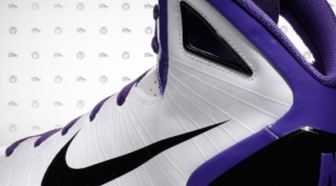 ... Nike Hyperdunk 2010 - Tyreke Evans Home PE ... 32577187ea1c