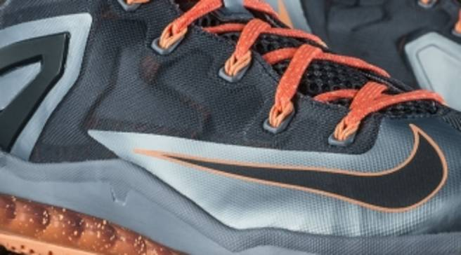 df06b365427 Nike LeBron 11 Low  Lava  Available at Eastbay