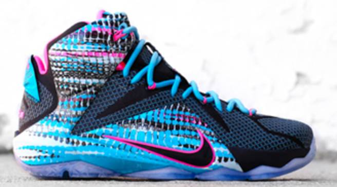 best website b1880 5e91b New Photos of the  23 Chromosomes  Nike LeBron 12