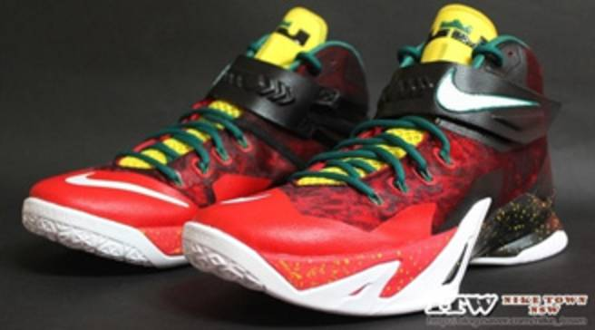 41be09e53ff3 This  Christmas  Nike Zoom Soldier VIII Can Be Yours This Holiday Season