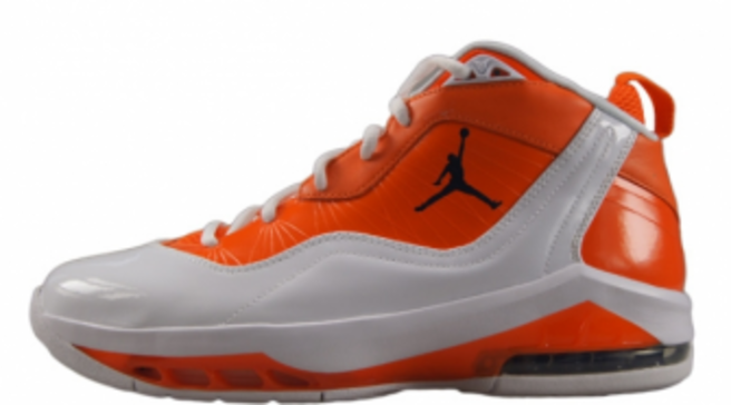 the latest 85372 0cb66 Jordan Melo M8 - Syracuse Orangemen