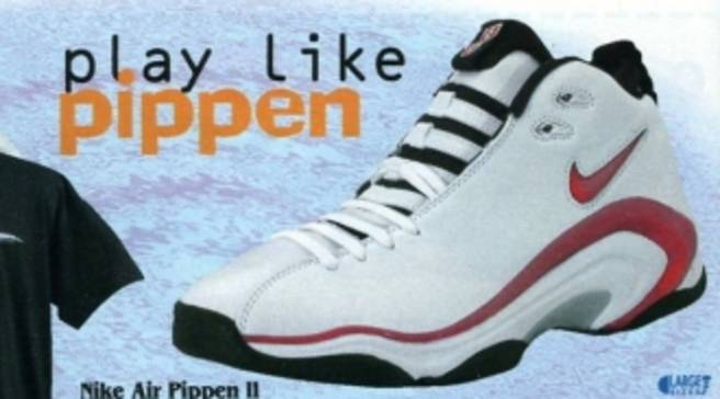 e2b65b57506 Eastbay Memory Lane    Play Like Pippen – Nike Air Pippen II