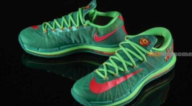 separation shoes ef265 f8a91 Nike KD VI Elite - Turbo Green. By Sole Collector