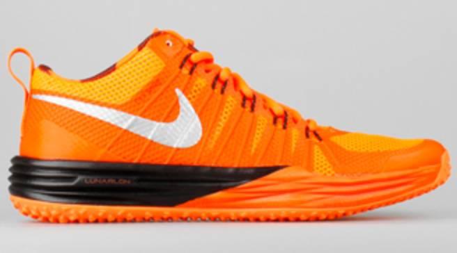 Nike Lunar TR1s in Hyper Crimson and Tiger Stripes 498e771158