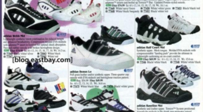 Eastbay Memory Lane: Nike Basketball 1997 | Eastbay Blog