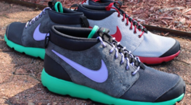 buy popular ed47c 52815 Nike Roshe Run Trail - Two Colorways