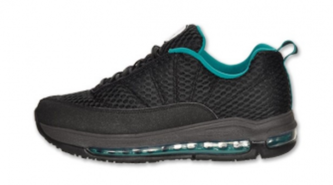 87cbf5c5c787ad Available  Jordan CMFT Max Air 12 - Black Fresh Water-Midnight Fog