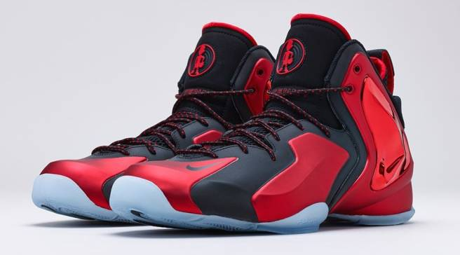 53a42c5cafe39 Nike Presents Official Images of the Lil Penny Posite in University Red