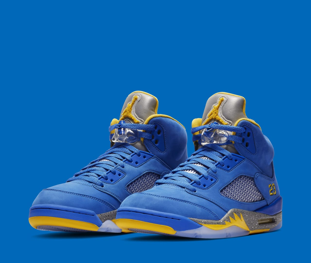 ab2e69311b9 Release Date for the 2019 'Laney' Air Jordan 5s Has Been Pushed Back