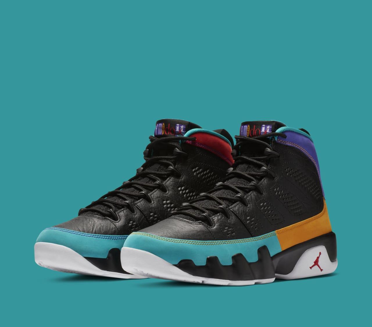 45f844da907 Air Jordan 9 Retro 'Dream It, Do It' 302370-065 Release Date | Sole ...