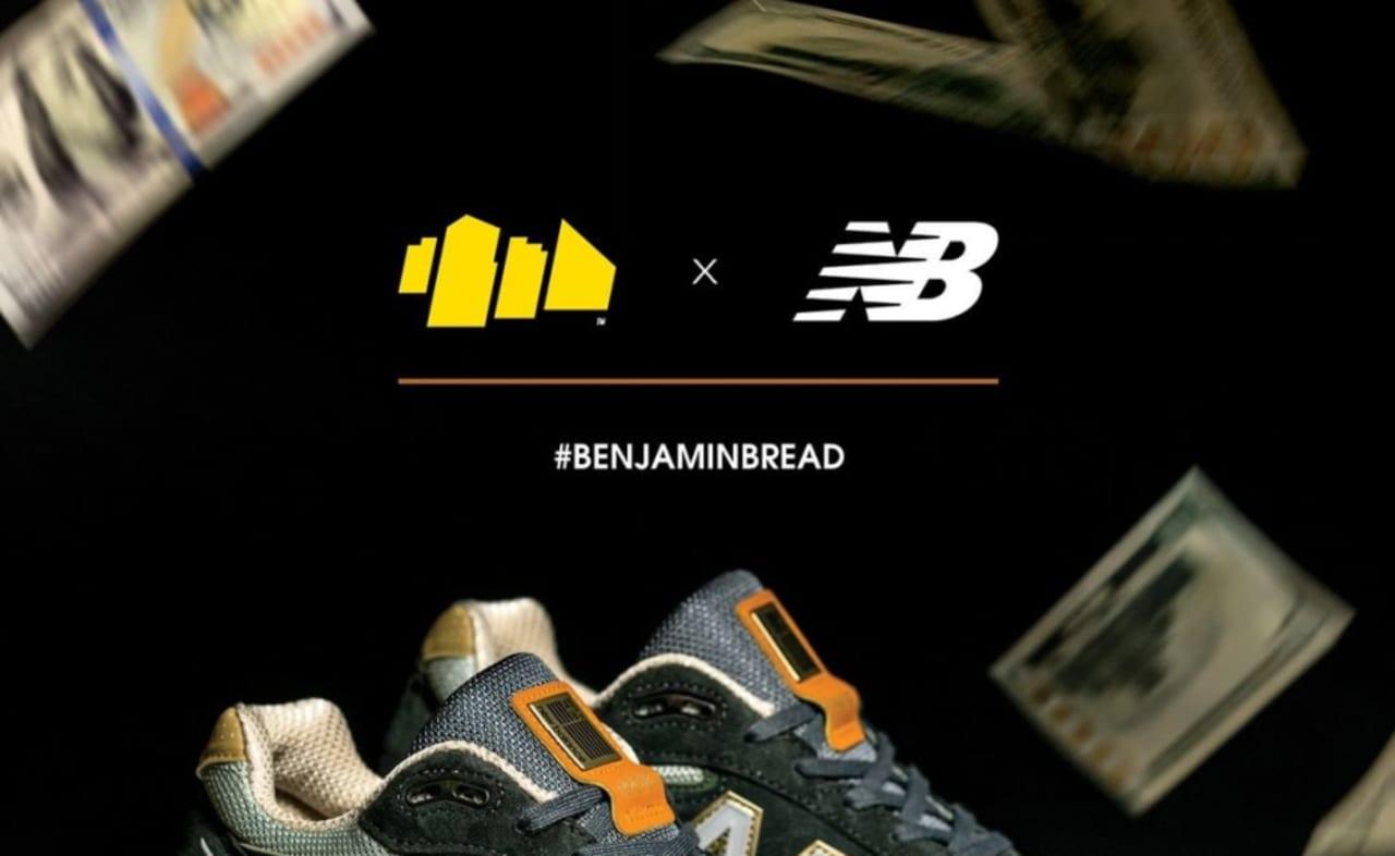 newest 57059 28f2c YCMC x New Balance 990v4 'Benjamin Bread' Release Date ...