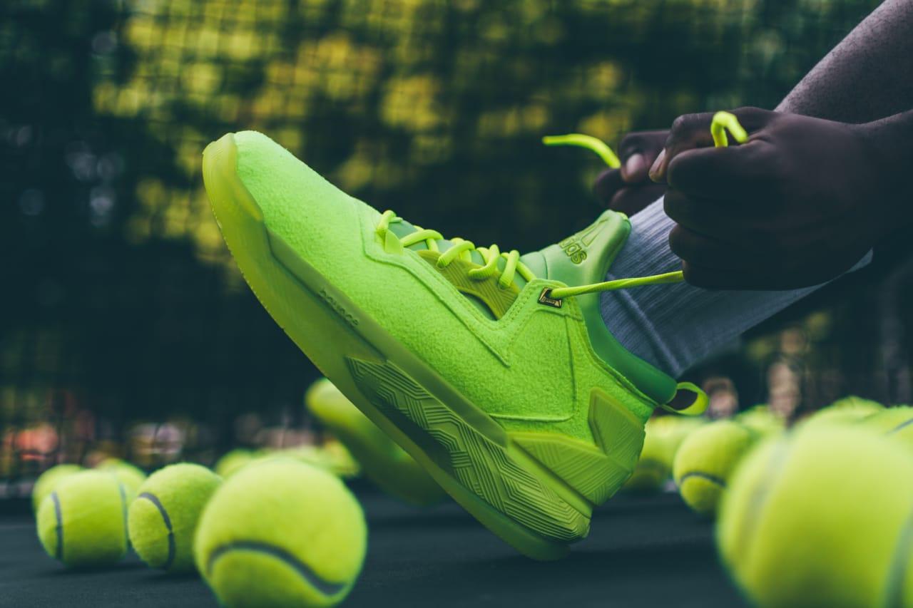 Adidas D Lillard 2 Tennis Ball | Sole