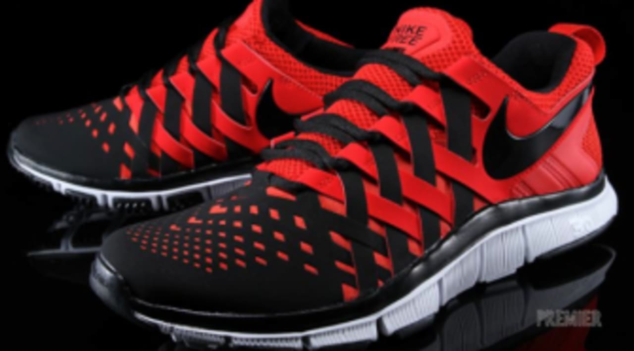 Nike Free Trainer 5.0 inspired by a
