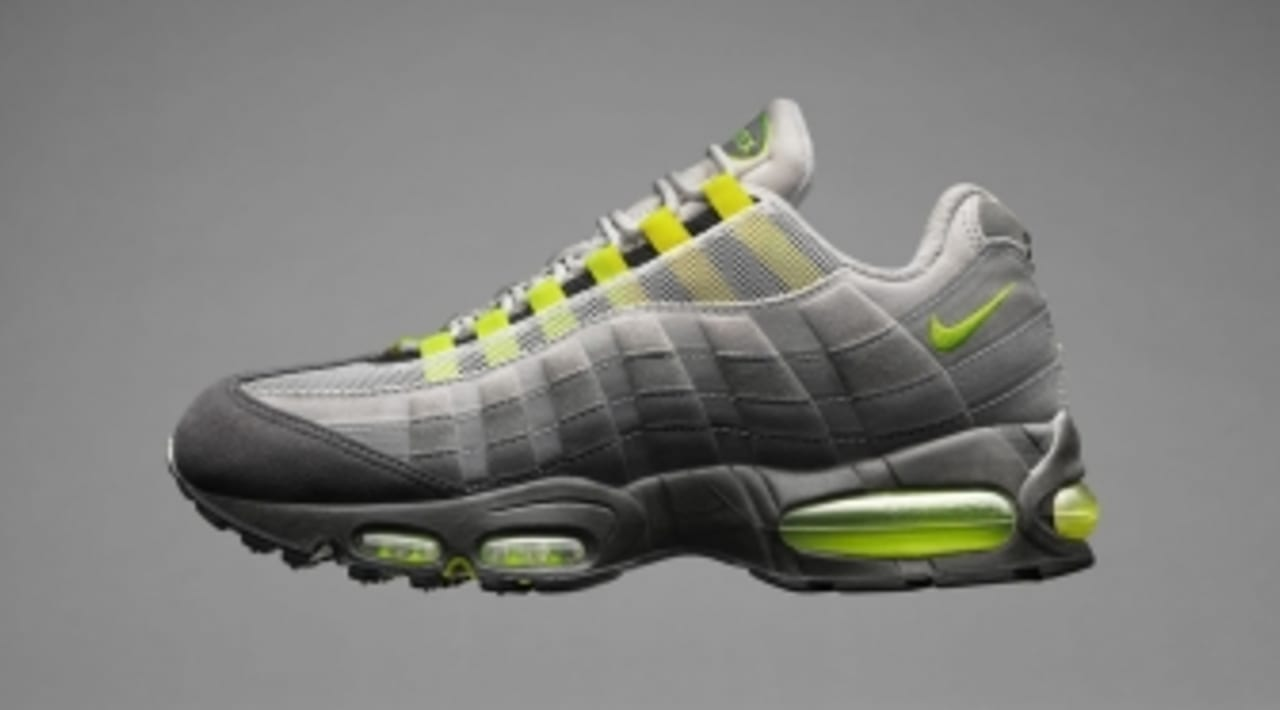 Desfavorable frente asistencia  Meet the Designer Who Made the Nike Air Max 95 | Sole Collector