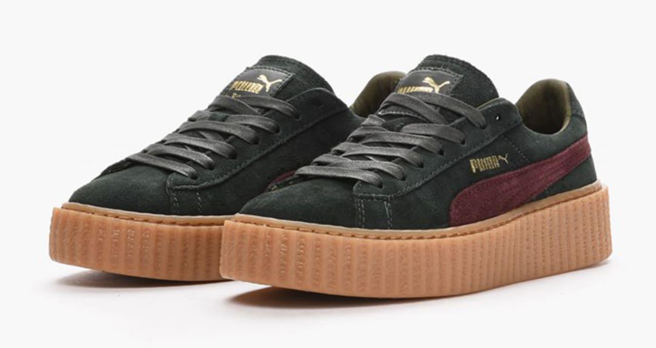 d2dbc67fc7c Rihanna Puma Shoes | Sole Collector