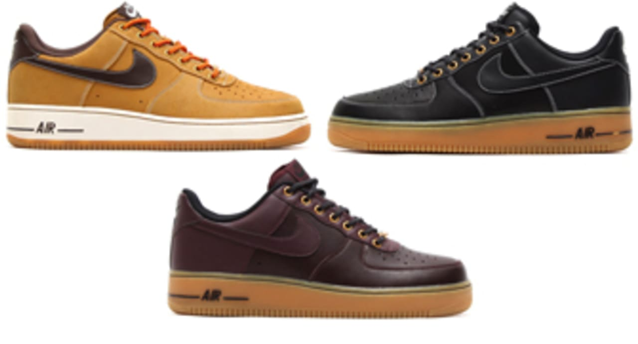 Nike Air Force 1 Low 'Workboot' Pack   Sole Collector