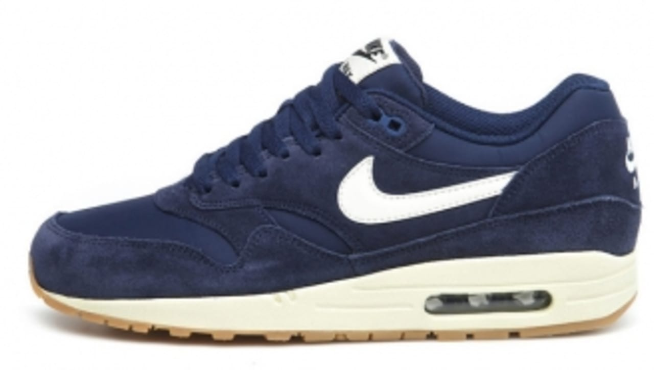 Nike Air Max 1 Essential Suede 'Midnight Navy' | Sole Collector